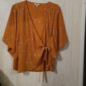 Express blouses size XL
